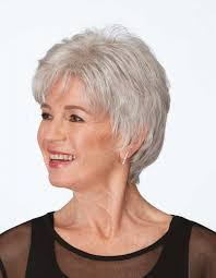 April - Short Fibre Wig