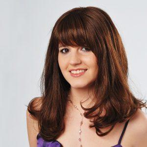 Amber - Dark Warm Brown - Gem- Human Hair Wig - Remy Hair - Hair to Ware
