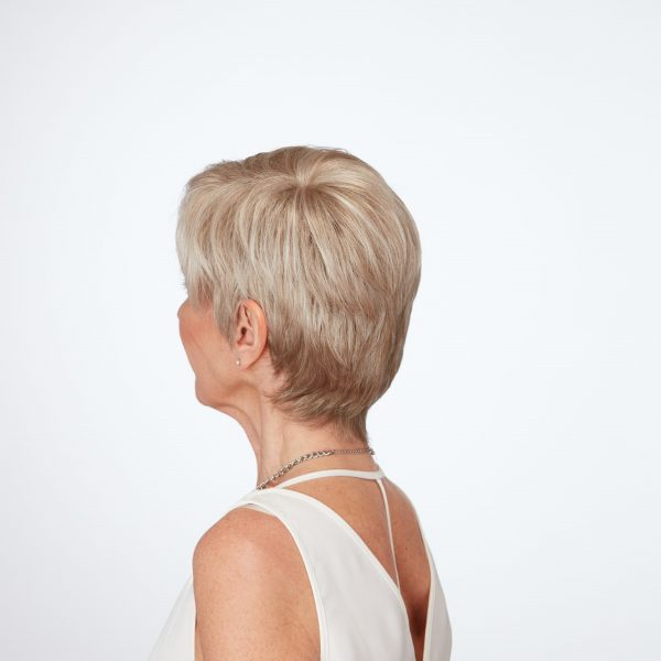 Harwood   Fibre Wig   G101   Back   Natural Image   Hair to Ware
