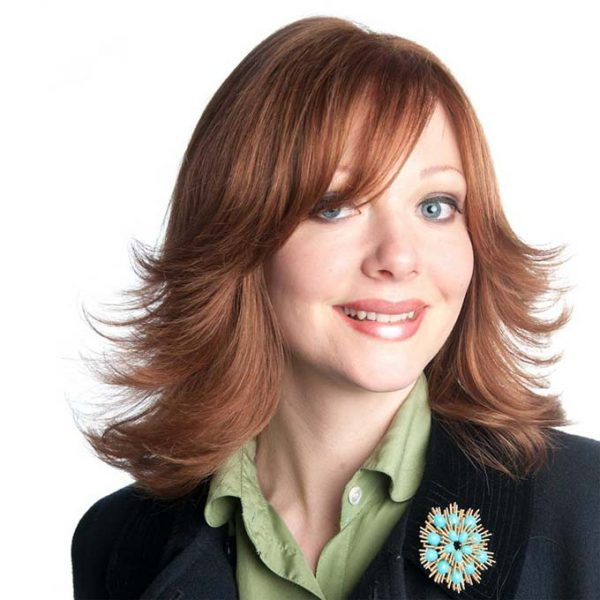 Jet | Human Hair Wig | Multi Tone Chestnut Red (31) | Colour 31 | Gem Collection | Trendco | Flick | Hair to Ware