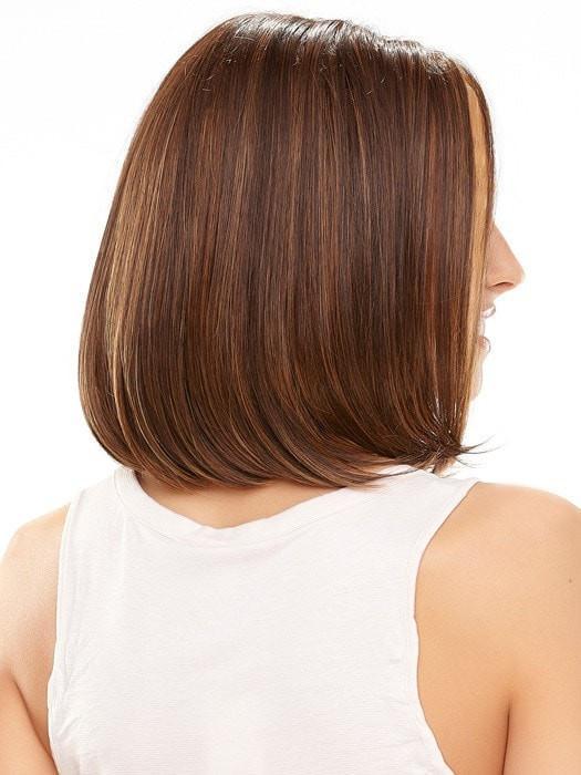 Haute   Fibre Wig   Jon Renau   Back   CARAMEL RIBBON   Hair to Ware   Hair to Ware