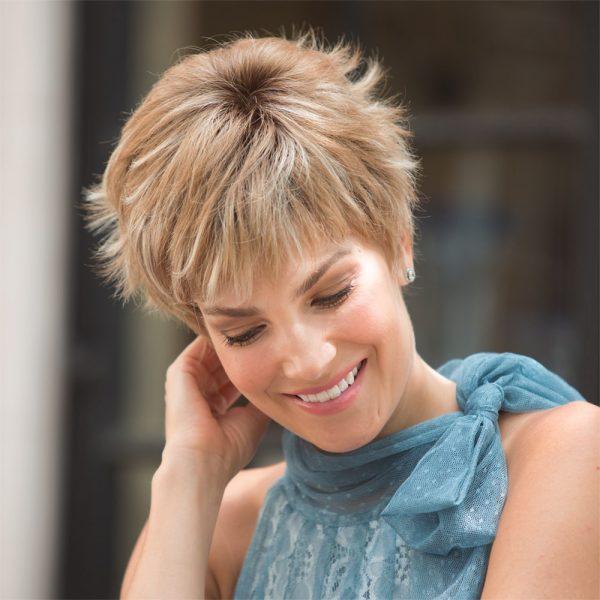 Tia | noriko | Fibre wig | Nutmeg F | Rene of Paris | Hair to Ware | Trendco