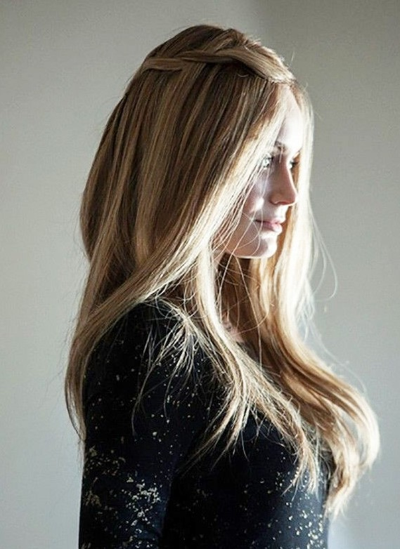 Adele - Dimples - Human Hair Wig - Remy Hair - Hair to Ware - Side View