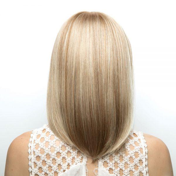 Tatum - Trendco - Amore Collection - Fibre Wig - Sugar Cane - Back - Hair to Ware