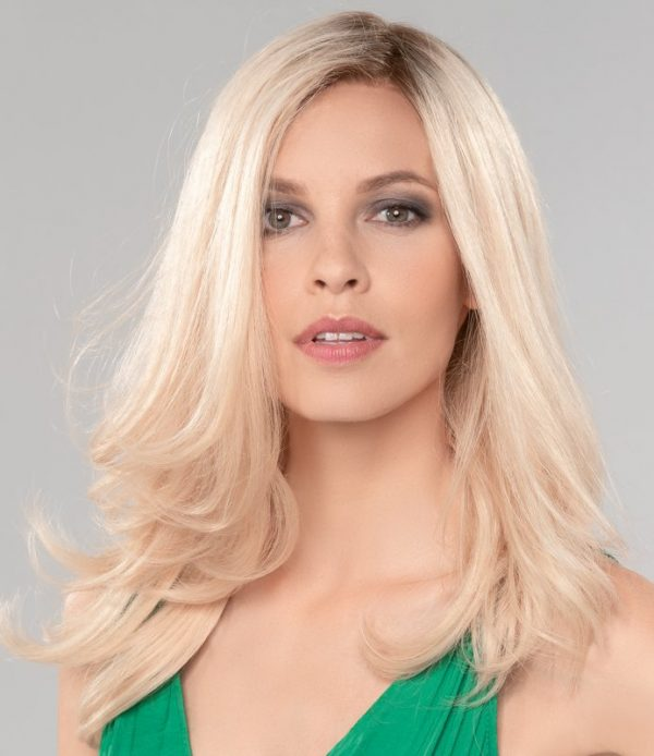 Bellini-Human Hair Wig-Ellen Wille-Stimulate Collection- Blonde - Front - Hair to Ware