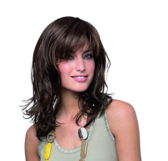 Bellini-Human Hair Wig-Ellen Wille-Stimulate Collection- Dark - Front - Hair to Ware