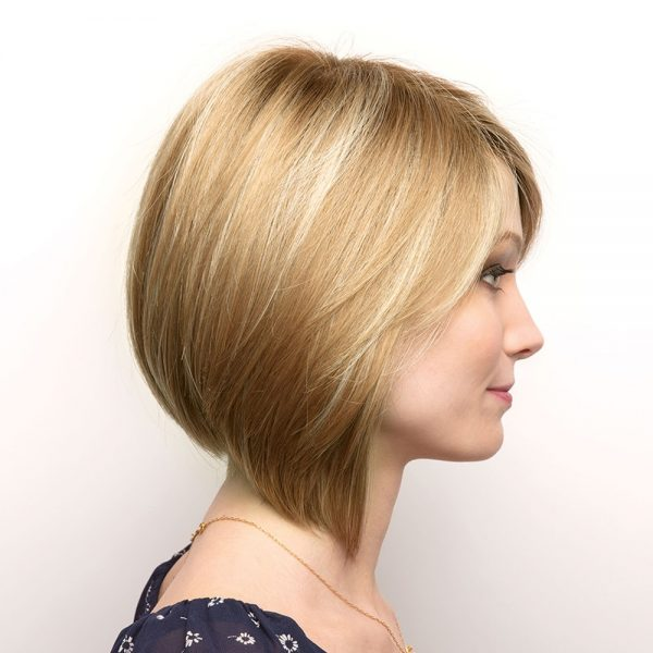 Codi   Fibre Wig   Amore Collection   Rene of Paris   Nutmeg R   Side   Hair to Ware