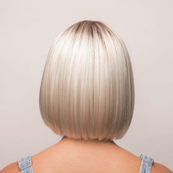 Nico   Fibre Wig   Hi Fashion Collection   Rene of Paris  Pastel Rainbow R   Back   Hair to Ware