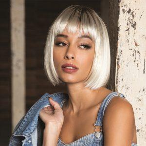 Nico | Fibre Wig | Hi Fashion Collection | Rene of Paris |Pastel Rainbow R | Front | Hair to Ware