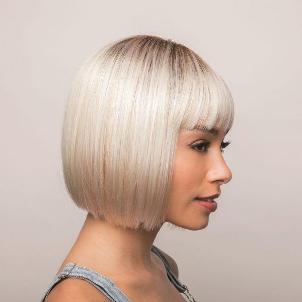 Nico   Fibre Wig   Hi Fashion Collection   Rene of Paris  Pastel Rainbow R   Side   Hair to Ware