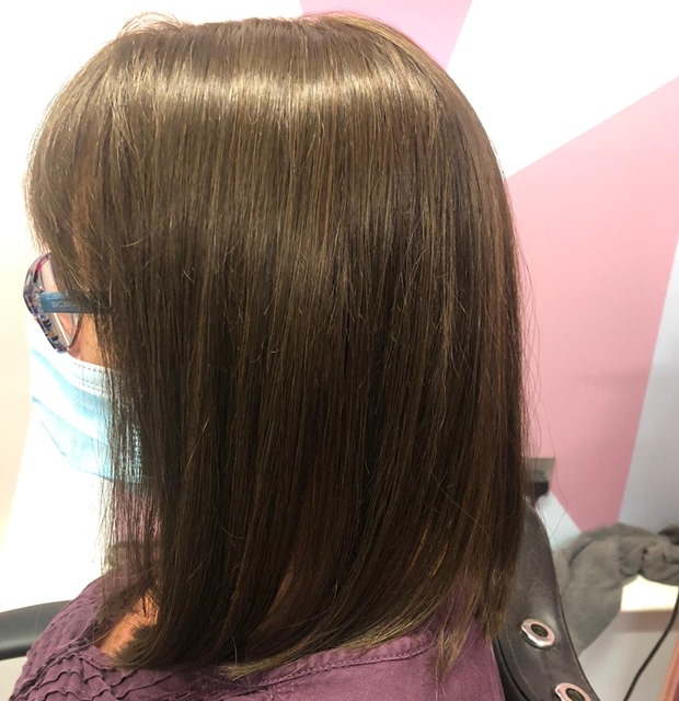 Hair to Ware hair loss consultant in PPE